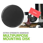 Black Extra Strength Adhesive Multipurpose 325in Mount Sticky Pad for Phones