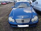 LARGER PHOTOS: 2002 MERCEDES-BENZ C CLASS SPORT COUPE C180K 3DR 6 SPEED MANUAL PETROL