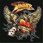 Sinner-Crash and Burn  CD NEW
