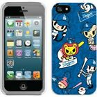 Coveroo MLB Los Angeles Dodgers Tokidoki Design iPhone 5 5s Thinshield Snap On C