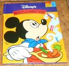 Disneys Read and Grow Library Vol 1 Mickeys Alphabet Soup glossy Hardcover