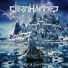 STORMHAMMER-ECHOES OF A LOST PARADISE  CD NEW