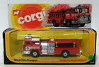 Corgi Diecast 2029 Mack Fire Pumper Red
