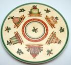 Villeroy and Boch Festive Memories Christmas Cake Plate 11.5 inches