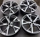 SET OF FOUR 19 x8 WHEELS RIMS for NISSAN ALTIMA MAXIMA HYPER SILVER brand new