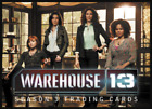 2011 Rittenhouse Archives Warehouse 13: Season Two Trading Cards 17