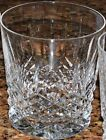 1 Waterford Crystal Old fashioned Whiskey Glass 3 Kenmare old mark IRELAND