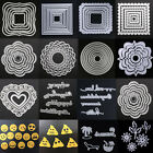 Metal Die Cutting Dies Stencil For DIY Scrapbooking Album Paper Card Decor Craft