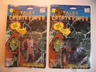 LOT of 2 NEW MOC TALES FROM THE CRYPTKEEPER Figures Mummy Gargoyle