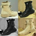 Men Military Duty Work Boots Forced Entry Tactical Deployment Boot Shoes Combat