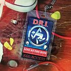 D.R.I. - Live At The Ritz 1987 [New CD]