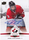 2014 Upper Deck Team Canada Juniors Hockey Cards 19