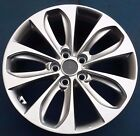 ONE 18 WHEEL RIM Fit 10 11 12 13 HYUNDAI SONATA VELOSTER HYPER SILVER NEW 70804