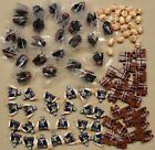 25 NEW Lego Captain Jack Sparrow Minifig Pirates of the Caribbean 4192 4191 4183