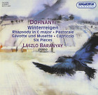 Laszlo Baranyai-WINTERREIGEN-10 BAGATELLEN OP 13 / RHAPSODY IN C  CD NEW