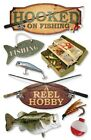 PAPER HOUSE FISHING SPORTS NATURE OUTDOORS DIMENSIONAL 3D SCRAPBOOK STICKERS