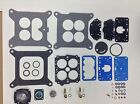 HOLLEY 4160 MARINE CARBURETOR REBUILD KIT VACUUM SECONDARY 600 CFM