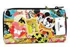 Disney Theme Park Mickey Mouse and Friends Characters Icons Collage Wallet NEW