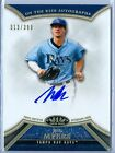 WIL MYERS 2013 TOPPS TIER ONE ON THE RISE ON CARD AUTOGRAPH AUTO #313 399 AB7653