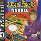 Austin Powers Pinball PS New Playstation
