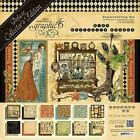 Graphic 45 Olde CURIOSITY Shoppe Deluxe Collectors Edition 12X12 Kit Scrapbook