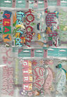U CHOOSE Assorted Jolees BABY TITLES 3D Stickers toy crazy girl twins food etc