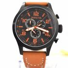 Invicta I Force 18498 Men's Military Swiss Chronograph Watch Brown