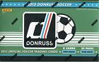 Donruss Soccer 2015 Factory Sealed Hobby Box