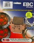 EBC - FA368R - R Series Sintered Brake Pads - Made In USA