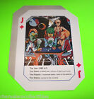 ALIEN POKER By WILLIAMS 1980 NOS ORIGINAL PINBALL MACHINE SALES FLYER BROCHURE