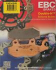 EBC - FA214/2HH - Double-H Sintered Brake Pads - Made In USA