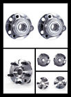 Two New Premium Front Wheel Hub Bearing Assembly Set For Left and Right Pair