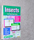 ABeka INSECTS 114 Teaching Cards Science Flashcards  VERY GOOD SAVE
