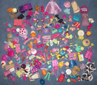 Huge Polly Pocket Accessories Lot Over 300 Pieces Shoes Clothes much more