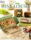 Easy Mini Albums Book Paper Crafts Scrapbooking Memories Projects Patterns