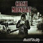 Crash Midnight - Lost In The City - CD Album Damaged Case