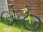 Mens Apollo Gradient Montain Bike 20 inch frame With Full Suspension