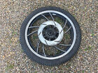 YAMAHA RD80LC 2 RD125LC FRONT  WHEEL FW-06