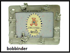 SEAGULL PEWTER BABY BIRTH RECORD Picture Frame 35 x 5  PF 193S NEW