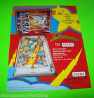 LECTRONAMO By STERN 1978 ORIGINAL PINBALL MACHINE PROMO SALES FLYER 2-SIDED