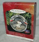 1997 Hallmark Keepsake Jackie Robinson Baseball Heros Collectors Xmas Ornament
