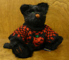 Boyds Plush #91972 INKY CATTERWALL, NEW/tag From Retail Store HALLOWEEN CAT 9