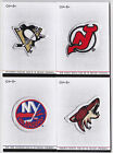 2012-13 O-Pee-Chee Hockey Team Logo Patches Guide 12