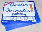 ABeka K5 Kindergarten Cursive Formation Flashcards 26 Flash Cards Good SAVE