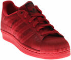 adidas Superstar Triple Red Red Mens Size