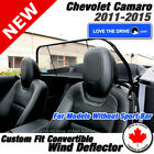 Love The Drive Convertible Wind Deflector For Chevy Camaro 2011 2015 SS LT ZL1
