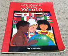 ABeka K5 Kindergarten 1st grade Children of the World Social Studies Visuals
