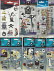 U CHOOSE Assorted Disney NIGHT BEFORE CHRISTMAS Flat  3D Stickers jack sally