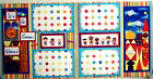 ITS A SMALL WORLD DISNEY TWO 12X12 Premade Scrapbook Pages
