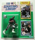 1990 ROOKIE STARTING LINEUP - SLU - NFL - BO JACKSON - LOS ANGELES RAIDERS
